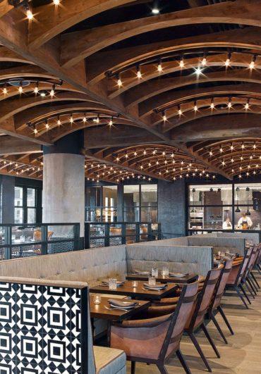 Дизайн ресторана в Краснодаре