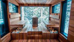 Проект строительства бани