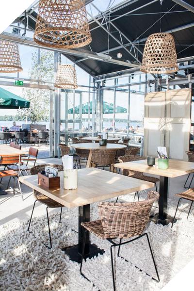 Дизайн интерьера кафе Краснодар