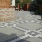 Михаил - мастер по укладке тротуарной плитки
