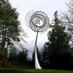 Семен и Иван - мастера ветряной кинетической скульптуры